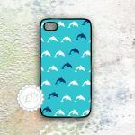 Iphone Case Dolphins Nauti..